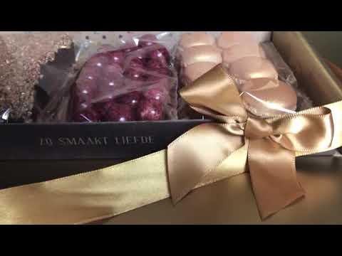 Geschenkdoos bestellen met audioboodschap? #Filled #With #Love #Giftbox