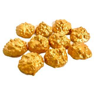 Last but not least zijn deze Gold Rocks. Een veel gekozen product uit ons assortiment, en dat is niet voor niks!